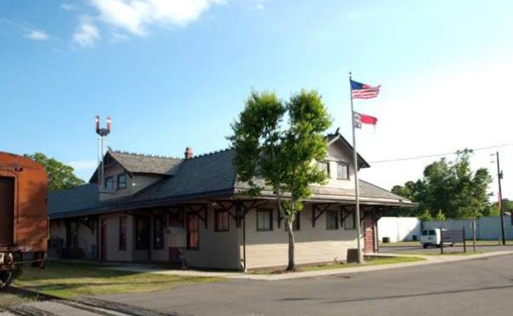 Wallace historic depot