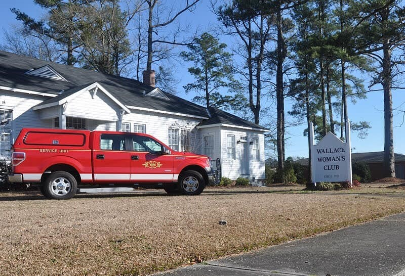 Town of Wallace Fire Department
